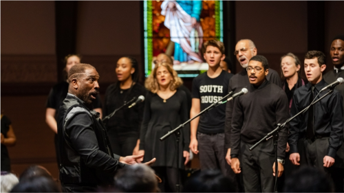 Dartmouth Gospel Choir 2020