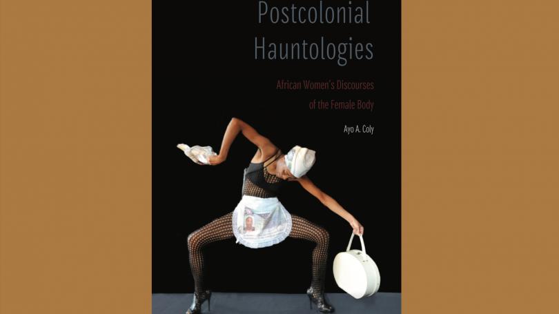 Postcolonial Hauntologies cover