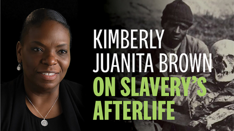 Kimberly J. Brown Short Talk