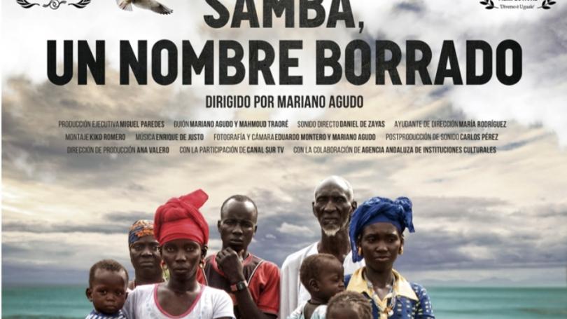Samba film cover